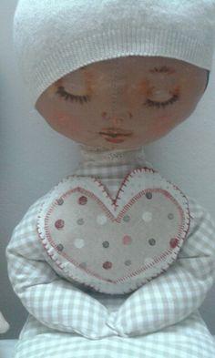Dolls#bylamanu#pintadoamano#