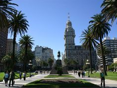 Destino - Montevidéu - Uruguai