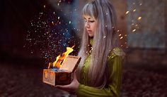 Varázslat, mágia | Női Portál