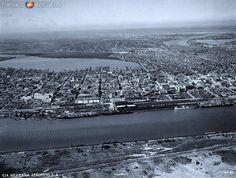 Panoramica de Tampico en 1930