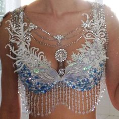 Snow Queen Bra