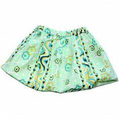 ARA Psicodelia Skirt. Sustainable fashion!! Premium Cotton by Kañika...exclusive and different fashion kids... Falda globo con algodón de primera calidad, por Kañika...moda de niños exclusiva y diferente! www.kanika.es
