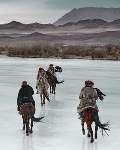 """""""A group of riders has come from the mountains. I hoped for good news, but they had none to tell."""""""