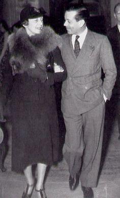Linda & Cole Porter