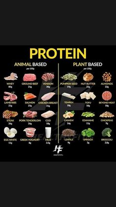 Healthy High Protein Meals, Protein Rich Foods, Healthy Weight Gain, Healthy Food Options, High Protein Recipes, Health Diet, Health And Nutrition, Diet Recipes, Healthy Snacks