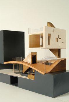 GALVANI HOUSE • by christian pottgiesser - architecturespossibles http://www.pottgiesser.fr