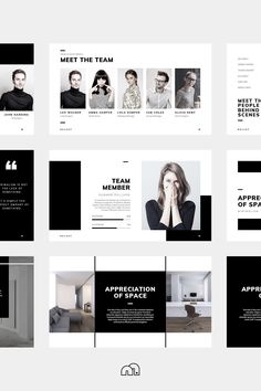 For those looking for a professional presentation, 'Kelsey' offers a beautifully minimal design packed with a wealth of features. Built with the creative industries in mind, but can be fully customised to suit any business or industry. Powerpoint Icon, Design Powerpoint Templates, Professional Powerpoint Templates, Resume Templates, Presentation Layout, Professional Presentation, Business Presentation, Portfolio Presentation, Flat Design