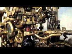 Rob Higgs – Wine de-corking machine