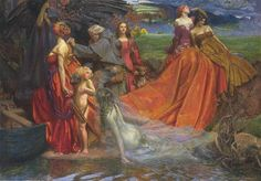 Imagen de https://upload.wikimedia.org/wikipedia/commons/4/4b/Shaw_John_Byam_Liston_Now_is_Pilgrim_Fair_Autumn-s_Charge.jpg.