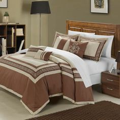 Venice 7 Piece Comforter Set