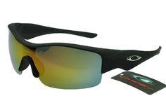 Oakley Asian Fit Sunglasses Black Frame Colorful Lens 0128