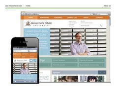 Governors State University (website, social, SEO, digital advertising, content marketing)
