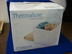 J Conair Thermaluxe Towel Warmer | eBay