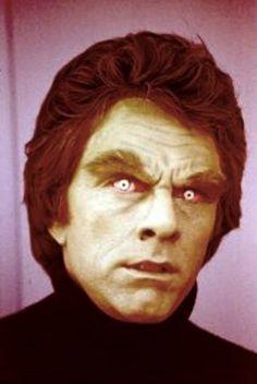 Bill Bixby going Hulk