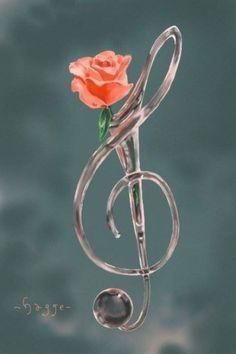 ♪♫Musica ♪♫♥.....La música es el corazón de la vida. Por ella habla el amor; sin ella no hay bien posible y con ella todo es hermoso. Franz Liszt♪♫MUSICA♪♫♥#feliz #Noche #Miercoles