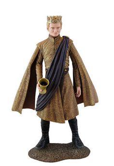 Estatua Joffrey Baratheon 20 cm. Juego de Tronos. Dark Horse Para todos los fans coleccionistas aquí tienes esta estupenda nueva estatua creada por Dark Horse, de material de PVC y 100% oficial y licenciada.