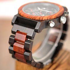 drevene_hodinky_army_one Linear Gradient, Watch 24, Couple Watch, Wooden Clock, Wooden Watch, Stainless Steel Watch, Luxury Watches, Quartz Watch, Bracelet Watch