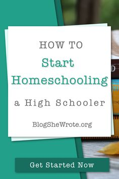 High School Curriculum, Homeschool Kindergarten, Preschool, How To Start Homeschooling, Get Started, Middle School, Encouragement, Success, Teen