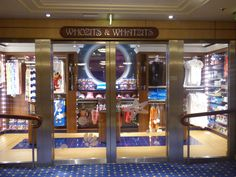 whozits and whatzits gift shop on deck 11 on disney fantasy cruise ship.