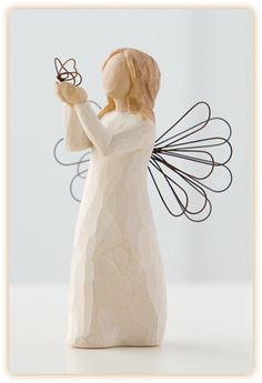 Angel of Freedom new by Willow Tree