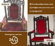 Antique Chair Reupholstery, Upholstery NY, New York, NJ, New Jersey, CT