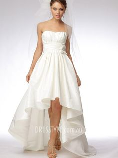 Shop our best value 100 Dollar Wedding Dress on AliExpress. Check out more 100 Dollar Wedding Dress items in Home & Garden, Apparel Accessories! And don't miss out on limited deals on 100 Dollar Wedding Dress! Mini Wedding Dresses, Wedding Dress Trends, Bridal Dresses, Wedding Gowns, Bridesmaid Dresses, Ivory Wedding, Wedding Ideas, Wedding Photos, Short Dresses