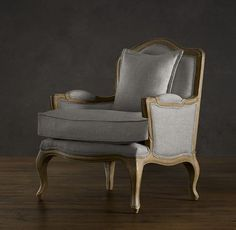 Or the Marseilles Chair in Fog?