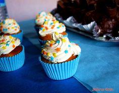 Como fazer cupcake de leite ninho