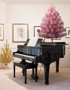 All is merry and very, very bright in an Overland Park home