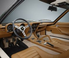 50 years ago, in 1966, the gorgeous Lamborghini Miura was introduced. To celebrate the 50th anniversary of the iconic mid-engined supercar, Lamborghini's PoloStorico division has painstakingly...