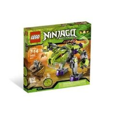 LEGO Ninjago Set #9455 Fangpyre Mech by LEGO. $22.95. Includes Kendo Cole and Feng-Suei Mini Figures. Retired Hard to Find Set!. Golden Fangpyre Staff and Exclusive Golden Scythe. Features of build include flexible body, opening cockpit, fangs, grabbers and missile launcher.. 255 Piece Set. bFace FangSuei in the mighty Fangpyre Mech!/bHelp Cole on a mission against the mighty Fangpyre Mech! FangSuei has the golden Fangpyre staff in his clutches but swiping it wont b...