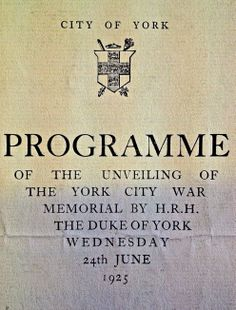The end of the war brought about a whole range of issues, and one of these was how to commemorate the fallen. Our archive contains information on the controversies, processes and practicalities of commemorative acts and monuments. These issues are interesting topics that are well worth exploring. Duke Of York, Interesting Topics, Monuments, Libraries, Exploring, Archive, Bring It On, Collections, Range