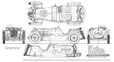 MG K3 Magnette (1933) | SMCars.Net - Car Blueprints Forum