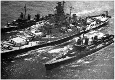 USS Massachusetts (BB59)