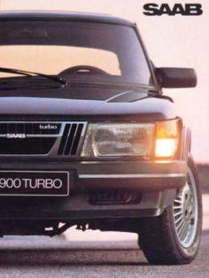 The SAAB 900 Turbo
