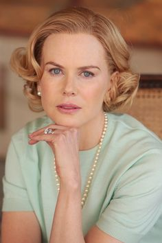True Grace - Nicole Kidman for Grace of Monaco    Lets see how this goes! mmm