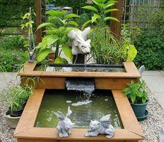 35 Unique Diy Garden Pond Waterfall Ideas for Backyard
