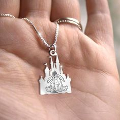 If only I wore necklaces. Real Friendship Quotes, Bff Quotes, Friend Quotes, Winnie The Pooh Friends, Disney Winnie The Pooh, Disney Jewelry, Disney Necklace, Eeyore Pictures, Cute Rings