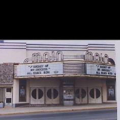 Original Ephrata movie theater