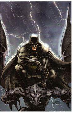 Batman by Jason Metcalf