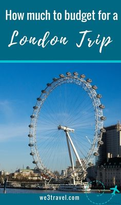 If you are putting together a London vacation budget, we break down how much a trip to London costs for a family of four. Europe Travel Tips, Travel Abroad, Budget Travel, Travel Goals, Travel Guides, Travel Destinations, Sightseeing London, London Travel, Family Travel Insurance