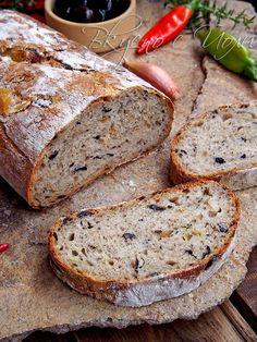 Вкусно с Йоли: Лучен хляб с маслини