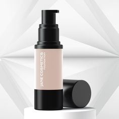 The oil-free HD Liquid Foundation provides a medium to full coverage with a natural finish. It is long wearing and hydrating to effectively hide fine lines to ensure a smooth finish. This unique formula is both blendable and buildable, l. Tea Tree Gel, Jane Cosmetics, Cool Undertones, Lipstick Collection, Liquid Foundation, Foundation Repair, Makeup Foundation, Paraben Free, Moisturizer