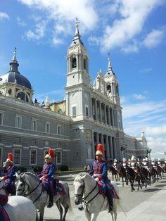 La Almudena Madrid España.