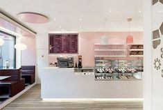 36 Best Bakery Interior Design Images Bakery Interior