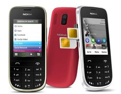 Nokia Asha 202:  for price and features click on image