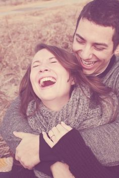 Cutest Engagement pictures ever! And adorable couple!