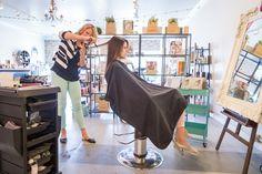 The Loft Hair Studio & Spa – Flamboyage Treatment