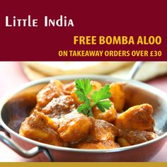 Little India Restaurant offers delicious Indian Food in Halstead, Colchester Browse takeaway menu and place your order with ChefOnline. Order Takeaway, Restaurant Order, Indian Food Recipes, Ethnic Recipes, A Table, Curry, Menu, Fresh, Heart