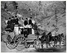 deadwood stage coach